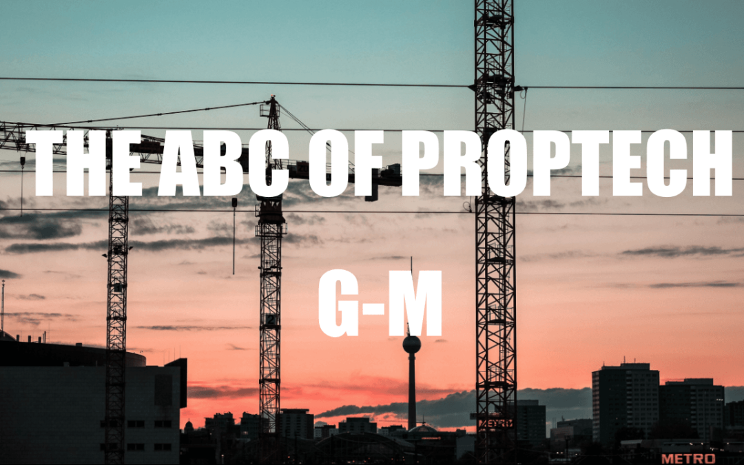The ABC of PropTech #2