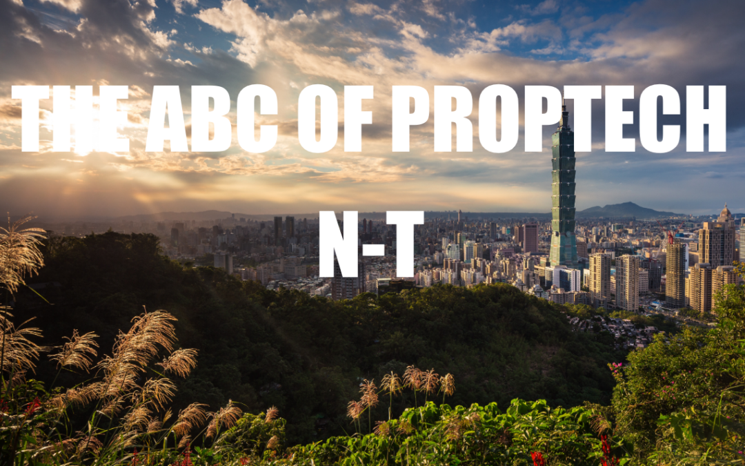 The ABC of Proptech #3
