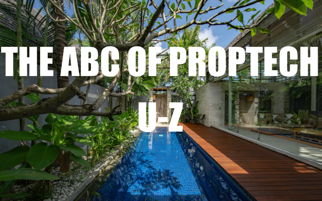 The ABC of Proptech #4